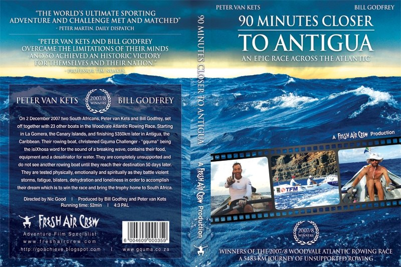 90 minutes - Dvd cover